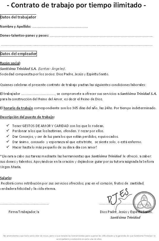 Contrato Individual De Trabajo Por Tiempo Determinado Que