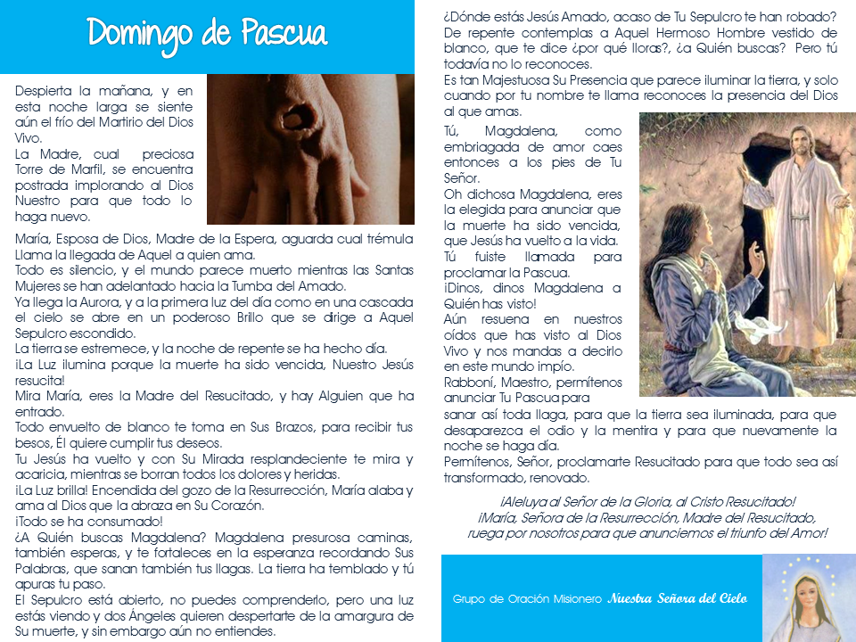 Domingo de Pascua_2014