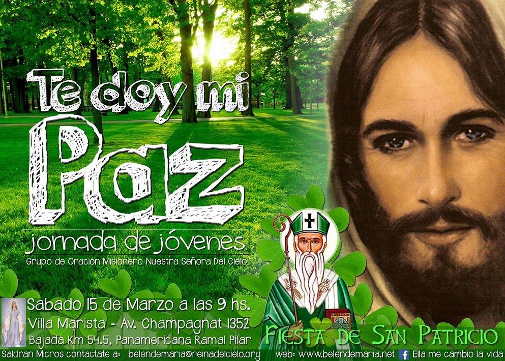 Jornada San Patricio mail