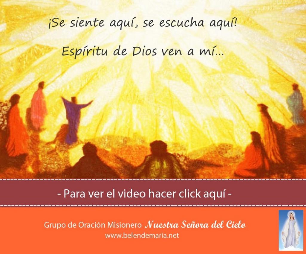 Pentecostes 5 Envio