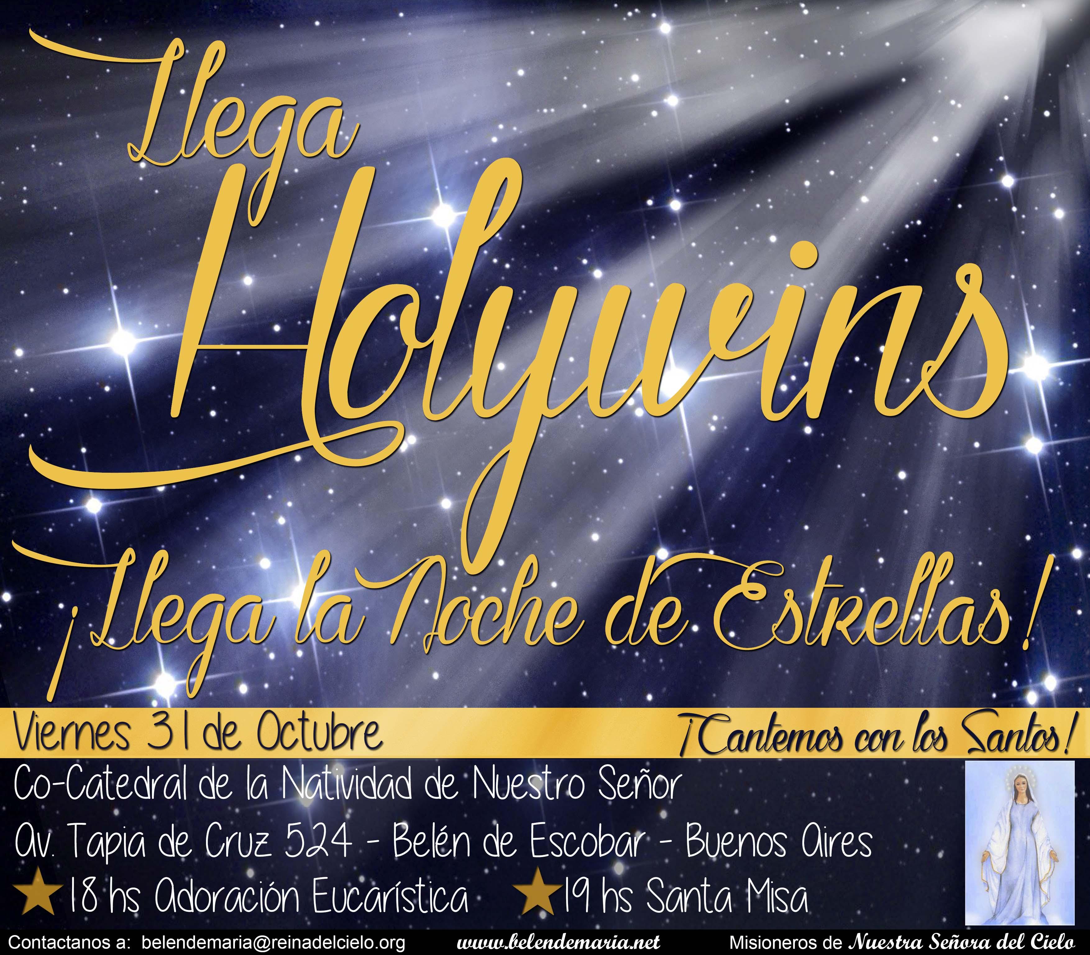 Invitacion Holywins 2014 OK