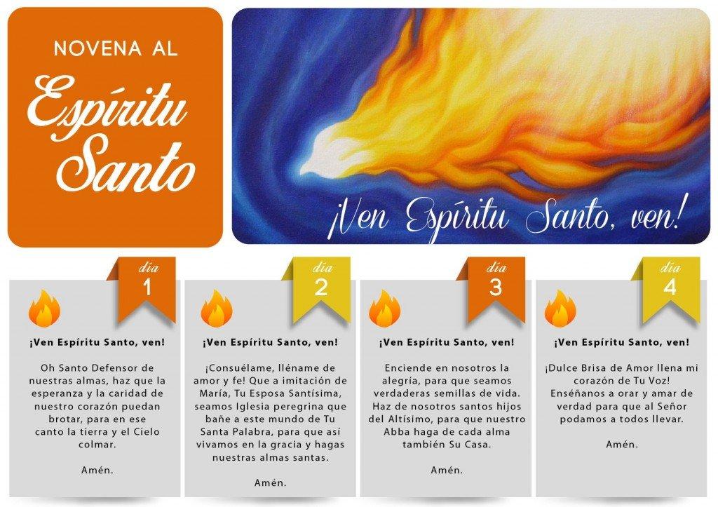 Novena Espiritu Santo 2015-01