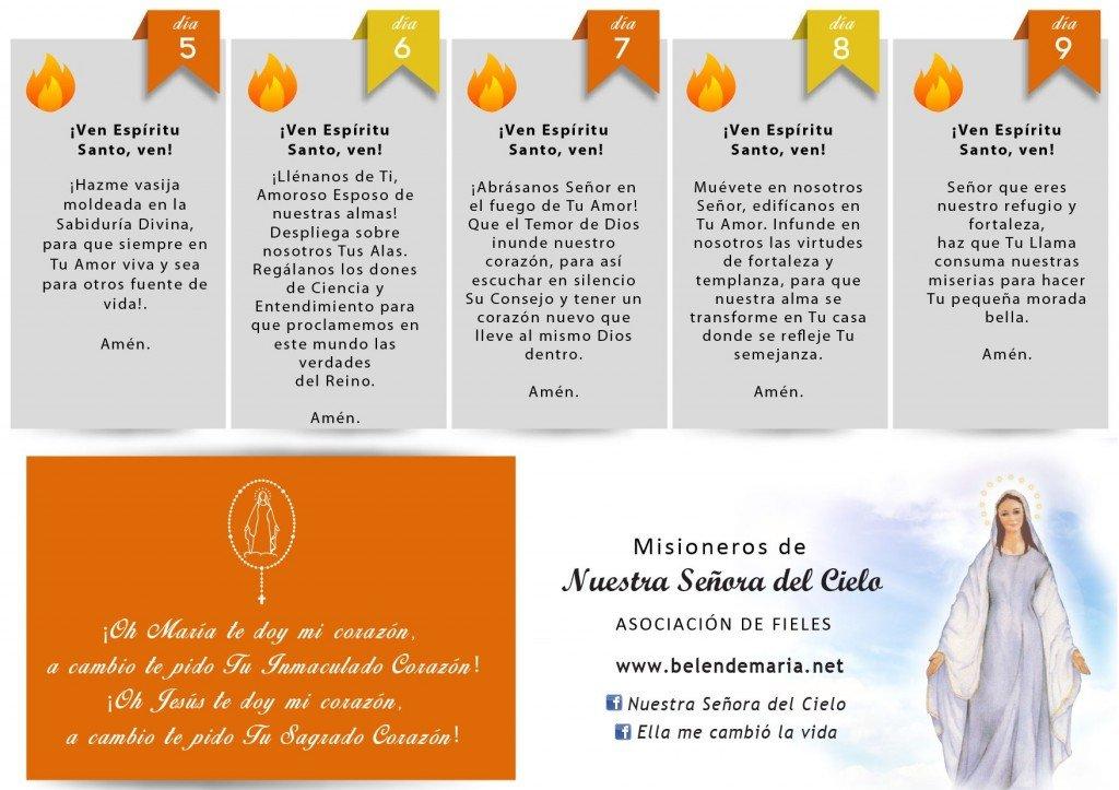 Novena Espiritu Santo 2015-02
