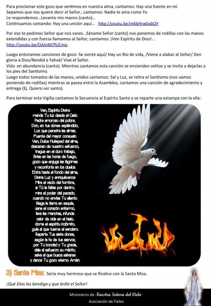 Propuesta Vigilia Pentecostes 2015_2
