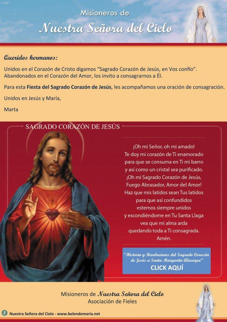 JPG envio Sagrado Corazon 2015