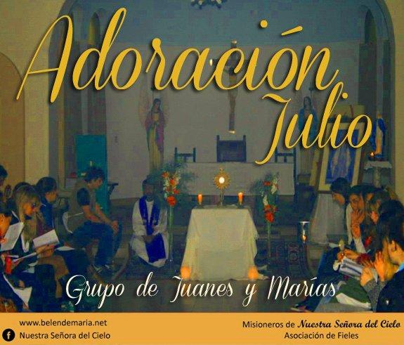 Placa Julio Juanes y Marias
