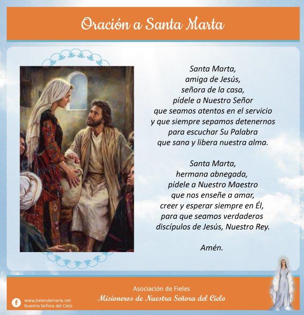 Oracion de Santa Marta 2015 - OP2
