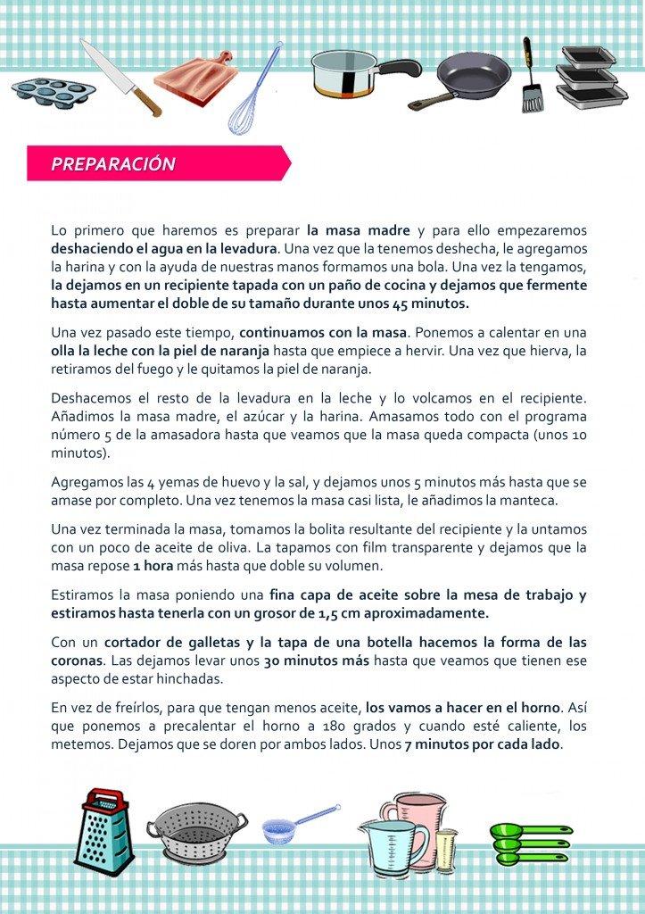 Receta Corona de Santos 2 - OK