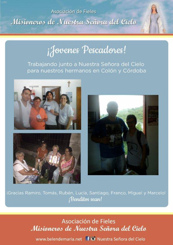 JPG-Envio-Jovenes-Misioneros-Enero2016