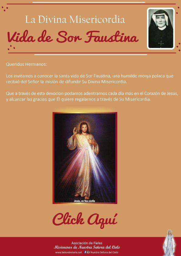 Vida de Sor Faustina 2016 - JPG de Envio