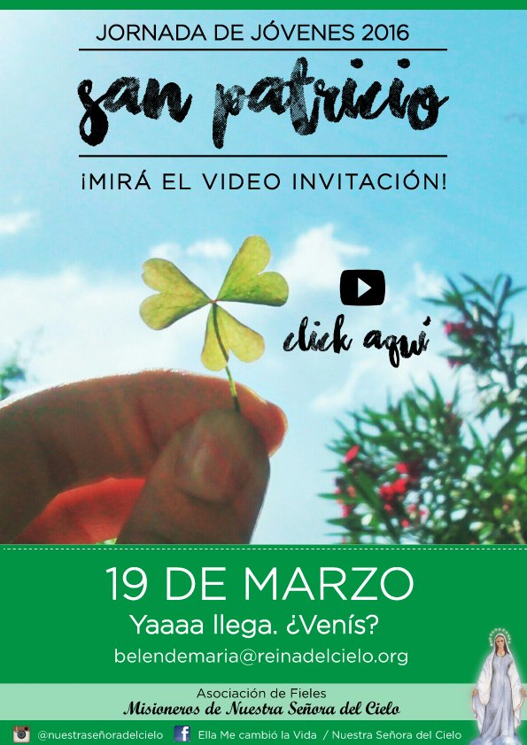 Video Invitacion SP 2016 - JPG de Envio