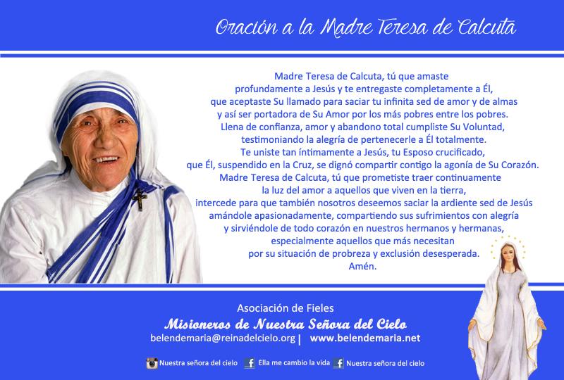 Madre Teresa de Calcuta - OP (5)