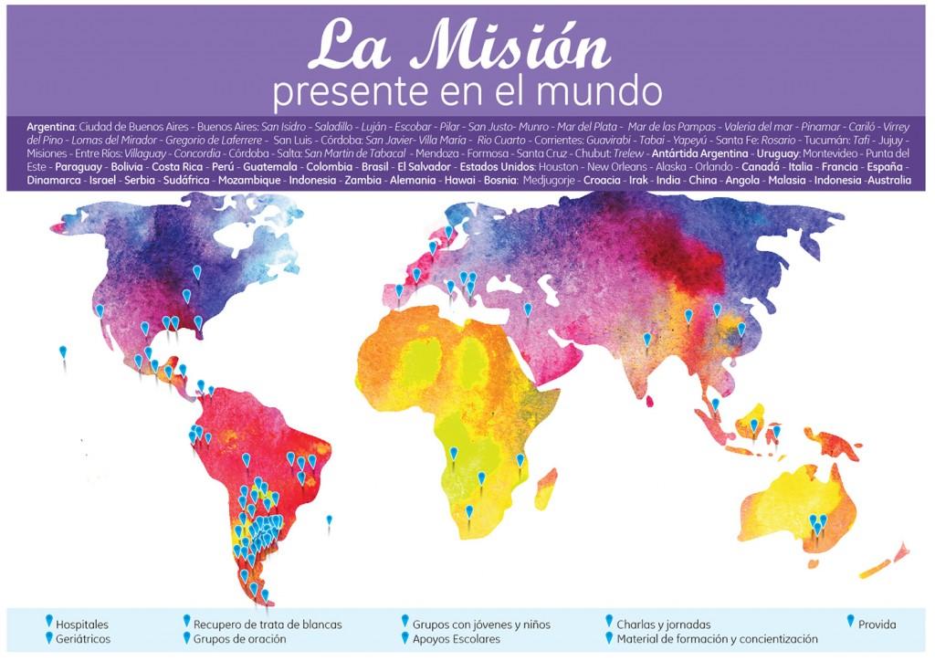 Mapamundi  - OK Baja