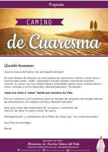 Calendario de Cuaresma (1)