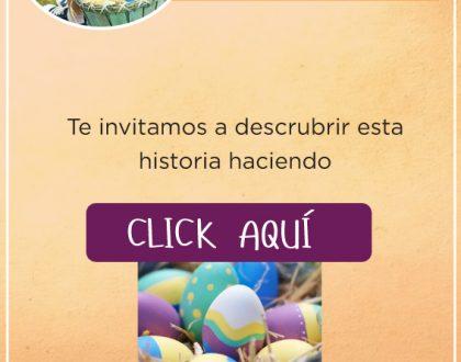 Historia del Huevo de Pascua