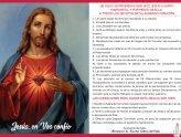 Promesas del Sagrado Corazón