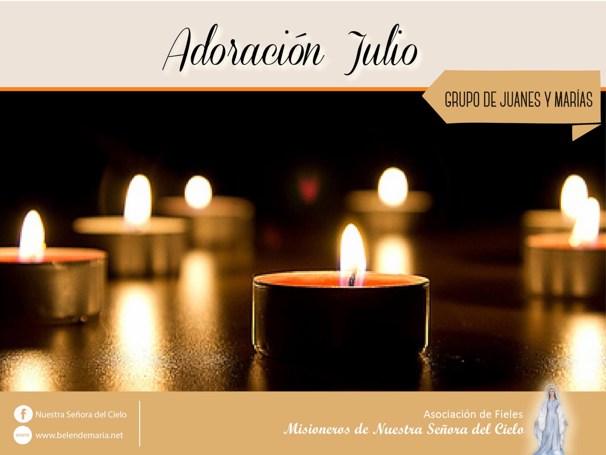 Juanes y Marías: Julio 2018