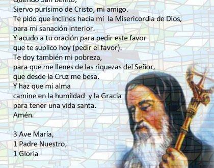 11 de Julio: día de San Benito ✝
