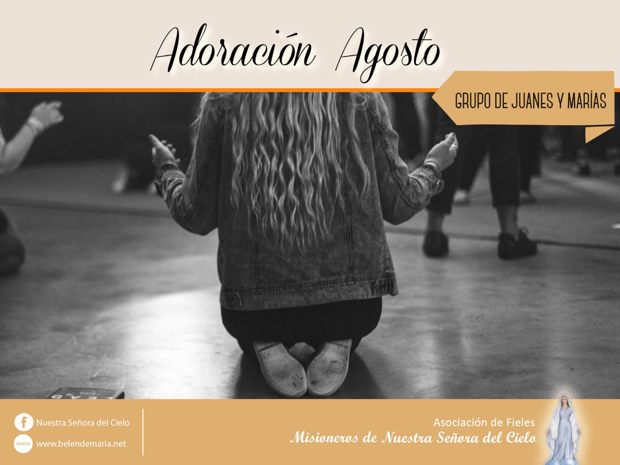 Juanes y Marías: Agosto 2018