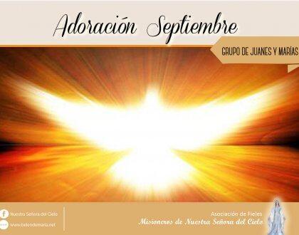 Juanes y Marías: Septiembre 2018