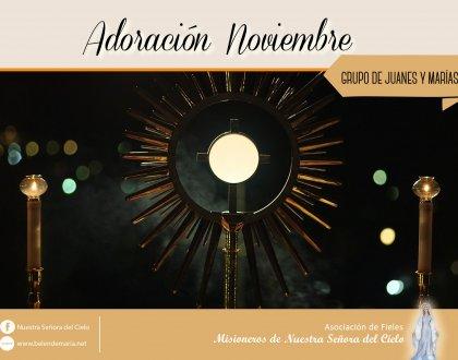 Juanes y Marias: Noviembre 2018