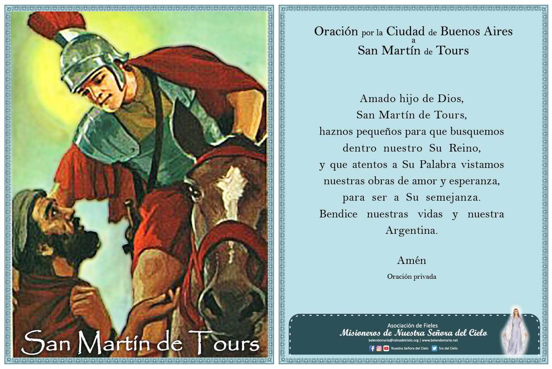 11 de Noviembre: San Martin de Tours