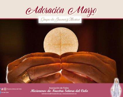 Juanes y Marias: Marzo 2019