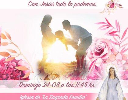 Santa Misa por la Vida y la Familia