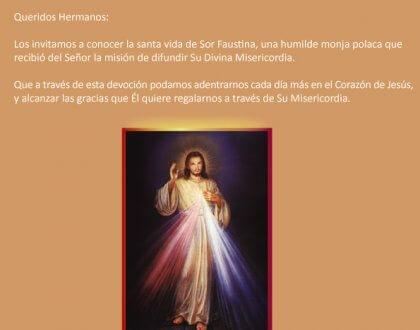 La vida de Sor Faustina