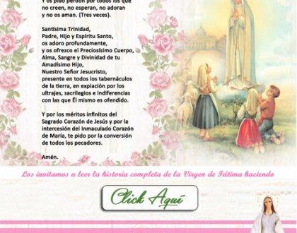 Virgen de Fátima 😍