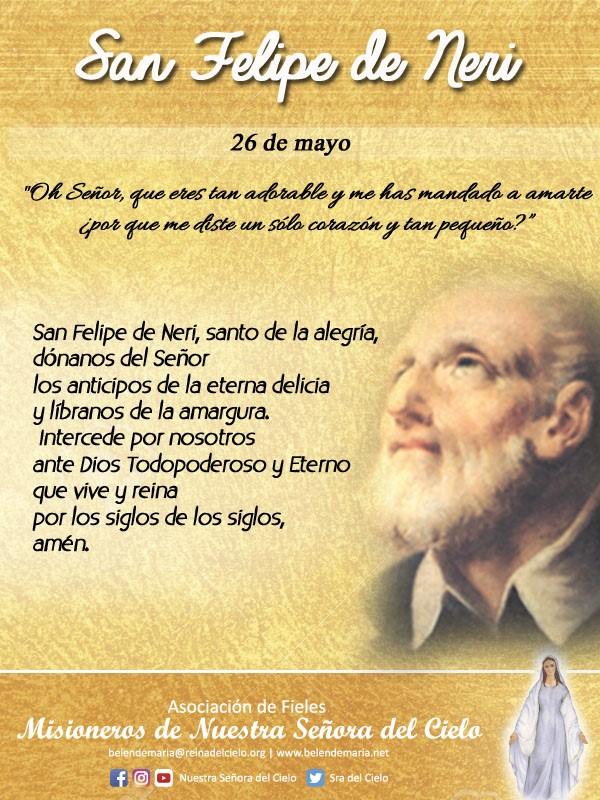 San Felipe Neri 😀