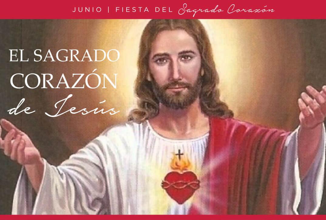 Fiesta del Sagrado Corazón de Jesús