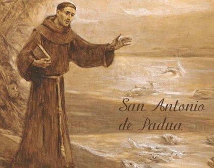 13 de Junio: San Antonio de Padua