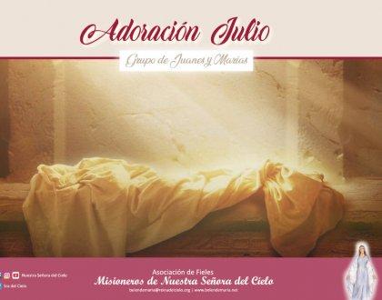 Juanes y Marías - Julio 2019