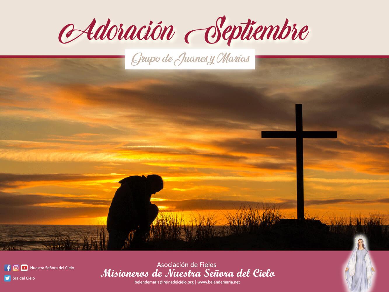 Juanes y Marías - Septiembre 2019