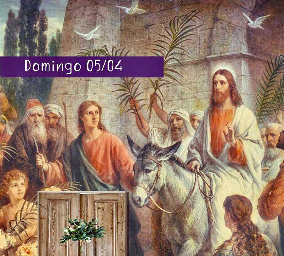 Domingo de Ramos | 2020