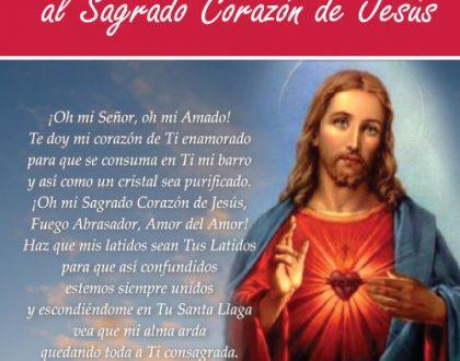 12 promesas del Sagrado Corazón de Jesús